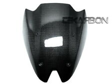 2010 - 2012 Kawasaki  Z1000 Carbon Fiber Windscreen - 1x1 plain weave