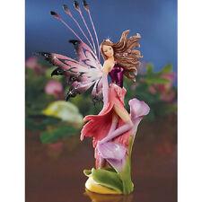 Deluxe Glitter Calla Lily Fairy Figurine Angel New In Box Big Sale Lilly
