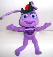 "A BUGS LIFE - DOT Purple Princess Ant 13"" Plush Mattel Toys Disney Rare HTF"