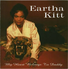 EARTHA KITT My Heart Belongs To Daddy CD BRAND NEW Let's Do It C'est Si Bon