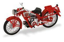 Moto Guzzi Airone 250 1:24 rood