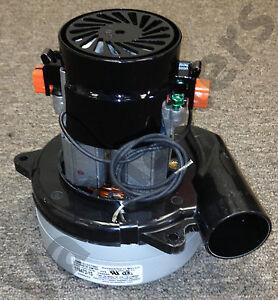 Ametek Lamb Central Vacuum Motor 116472-13, Fits Beam Vacuflo AirVac AstroVac