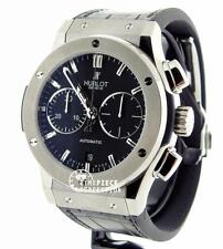 Hublot Classic Fusion 45mm Chronograph Titanium Mens Watch