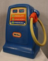 "VINTAGE 1980'S LITTLE TIKES CHILD SIZE GAS PUMP FOR COZY COUP CAR 17"" TALL USED"