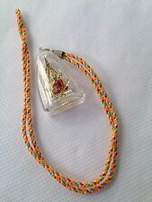 THAI AMULET GIFT FRIENDSHIP GOOD LUCK LOVE PROTECTION PENDANT BLESSED BY MONKS20