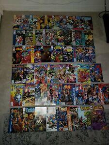 Huge lot comic books -  Valiant, All New *High Grade* never read.