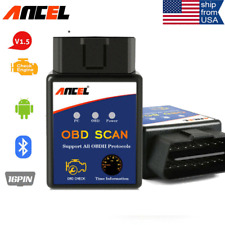 Automotive ELM327 OBD2 Scanner OBD Code Reader Check Engine Car Diagnostic Tool