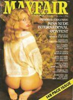 Mayfair Adult Magazine Volume 15 Number 11, Helle Kjaer, Sooty Turner