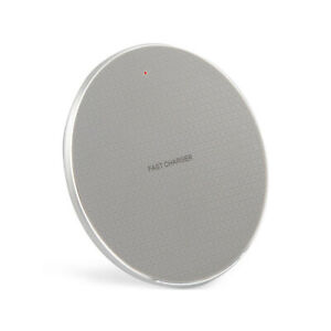 Fast Wireless Charger Qi Charging Pad For iPhone 11 12 Samsung Galaxy Portable