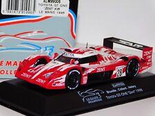 TOYOTA GT ONE GT1 ZENT #28 BRUNDLE/COLLARD LE MANS 1998 ONYX XLM99006 1:43