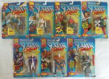 Vintage Uncanny X-Men X-Force Action Figures Lot Of (6) Toybiz Nip 1990s