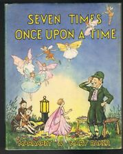 BAKER, Margaret & Mary - Seven Times Once Upon a Time - Signed 1st  #10697