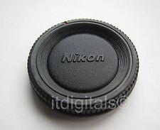 For Nikon Body Cap SLR DSLR AF MF Film Digital FE FM 2