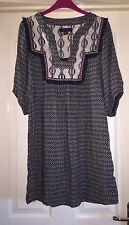 Atmosphere Boho Dress/ Tunic, Size 10 - Fab!