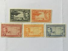Cayman  Islands Nice Old Stamps Lot 2  MH