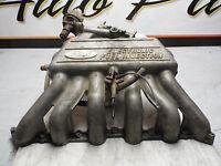 OEM 92-96 Ford F150 F250 Upper Intake Manifold Cast Inlet Engine Injectors Rail