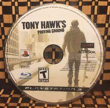 Tony Hawk's Proving Ground (Sony PlayStation 3) USED (NO CASE) #10243