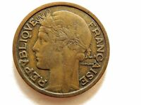 1941 France Two (2) Francs Coin