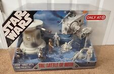 STAR WARS THE BATTLE OF HOTH ULTIMATE BATTLE PACK SEALED TARGET EXCLUSIVE 30TH