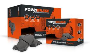 HOLDEN COMMODORE VE / VF FRONT DISC BRAKE PAD SET DB1765 / DB2266 POWA BRAKE