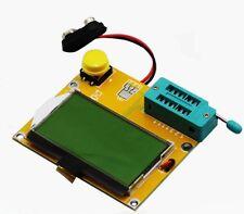NEW LCR-T4 ESR Meter LCR led Transistor Tester Diode Triode Capacitance PNP MOS