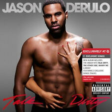 JASON DERULO / Talk Dirty [TARGET-EXCLUSIVE CD, 2014] NEW! - f/ 2 BONUS TRACKS