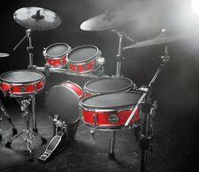 Alesis - Strike Pro Kit - Eleven-Piece Professional Electronic Drum Kit