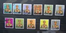 More details for brunei 1975 values to $5 used