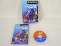 FINDING NEMO Nimo Game Cube Disney Pixar Nintnedo GameCube Import Japan gc