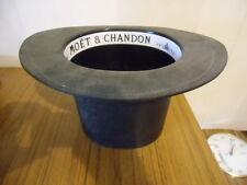 Seau à champagne MOET et CHANDON  forme chapeau  N°2