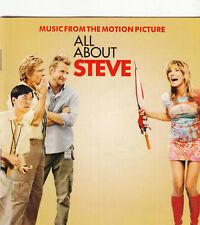All About Steve-2009- Original Movie Soundtrack-12 Tracks-CD