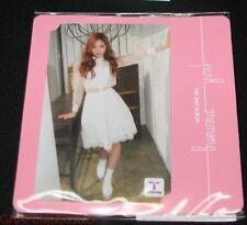 APINK 2ND ALBUM OFFICIAL GOODS Son na eun NAEUN T-money Photo card limited edit