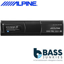 Alpine DHA-S690 - 6 Disc Car CD DVD MP3 Boot Mount Auto Changer