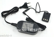 NB-2L ACK-DC20 AC adapter + DR-20 DC Coupler for Canon G7 G9 S80 EOS 350D 400D