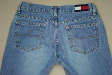 Tommy Hilfiger Roc Roc Tomboy Jeans Junior's Size 1 Medium Sandblast Denim
