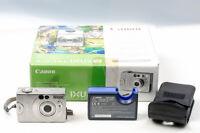 Canon IXUS V AiAf Digital Camera  zoom lens 5.4 - 10.8mm 1:2.8-4.0