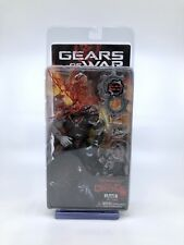 "NIB Gears Of War Headshot Locust Drone 7"" Action Figure Neca Metal COG Tags"