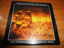 K-OS Kondenados CD ALBUM PROMO CARTON DEL AÑO 1999 CONTIENE 10 TEMAS