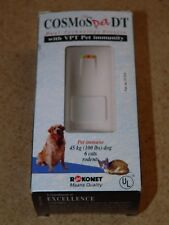 Rokonet Cosmos Pet DT Dual Technology Detecto with VPT Pet Immunity RK111PTUL00A