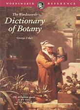 The Wordsworth Dictionary of Botany (Wordsworth Reference),George Usher