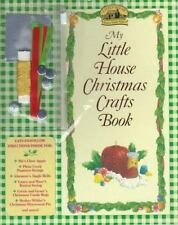 My Little House Christmas Crafts Book-ExLibrary