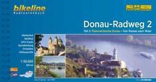 Donauradweg / Donau-Radweg 2 (2017, Ringbuch)