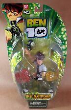 BEN 10 BEN TENNYSON Collectable Action Figure DNA ALIEN HEROES Bandai 2006