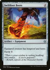 Swiftfoot Boots Commander Anthology NM-M Artifact Uncommon MAGIC CARD ABUGames