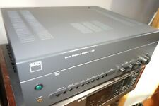 NAD C370 Amplifier with NAD 3020 Audiophile Phono Modification. One of a kind!