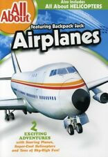 All About Airplanes & All About Helicopters [New DVD]