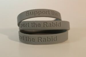 2 Pack Support the Rabid The Office Wristband Trivia Game Replacement
