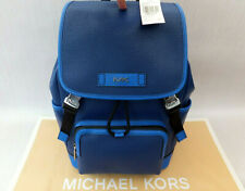 Michael Kors Genuine Mens Cooper Perforated Leather Backpack BNWT RRP £390