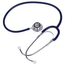 Medical Krankenschwester Arzt Doppelkopf Stethoskop - Blau A8I2 T7A3