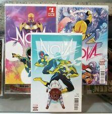 Nova #1 2 3 - Now! Loveness Perez Herring Nm- @